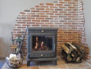 La petite saugère, Holiday homes  Bosguérard-de-Marcouville - big - 5