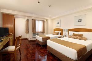 City Garden Suites, Hotely  Manila - big - 28