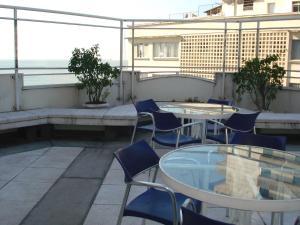 De luxe apartment in Copacabana, Ferienwohnungen  Rio de Janeiro - big - 6