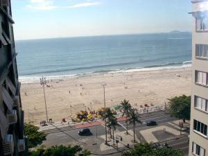 De luxe apartment in Copacabana, Ferienwohnungen  Rio de Janeiro - big - 3