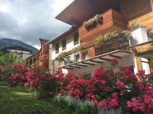 Hotel Garni Enrosadira, Hotely  Vigo di Fassa - big - 130