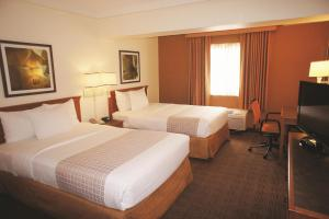 Deluxe Zimmer mit 2 Doppelbetten