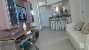 Flat Em Ondina, Apartmanhotelek  Salvador - big - 11