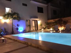 Paradise in Tulum - Villas la Veleta - V2, Prázdninové domy  Tulum - big - 57