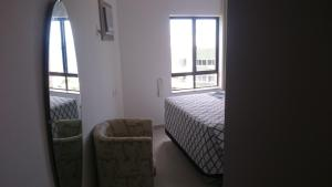 Flat Em Ondina, Apartmanhotelek  Salvador - big - 18