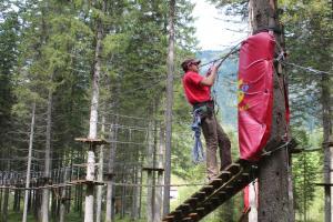 Alpin Park, Bed and Breakfasts  Sappada - big - 64
