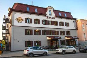 Отель Premier Pochaiv