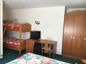 Hotel Garni Enrosadira, Hotely  Vigo di Fassa - big - 26