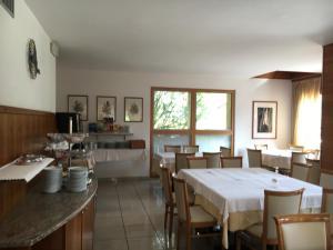 Hotel Garni Enrosadira, Hotely  Vigo di Fassa - big - 79