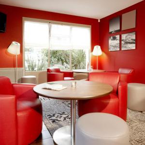 Campanile Caen Est - Mondeville, Отели  Мондвиль - big - 10
