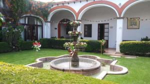 Posada del Virrey, Hotels  Tequisquiapan - big - 28
