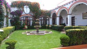 Posada del Virrey, Hotels  Tequisquiapan - big - 27