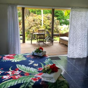 Bella Beach Bungalows, Villák  Rarotonga - big - 1