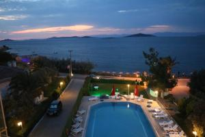 Apart Hotel Ege, Penzióny  Ayvalık - big - 19