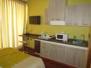 Apart Hotel Uman, Residence  Concepción - big - 2