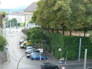 Vorderer Westen Kassel, Apartmány  Kassel - big - 32