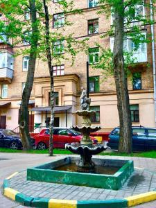 Apartment Kutuzoff Metro Kutuzovskaya, Apartmány  Moskva - big - 3