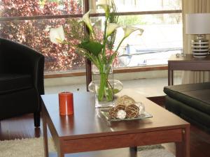 Apart Hotel Uman, Residence  Concepción - big - 11