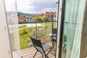 Apartment Sacre Coeur 2, Апартаменты  Прага - big - 12