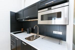 Apartment Sacre Coeur 2, Апартаменты  Прага - big - 11