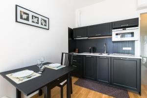 Apartment Sacre Coeur 2, Апартаменты  Прага - big - 10