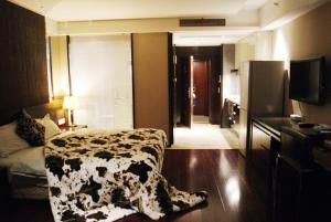 Nanjing Kaibin Apartment(Muma Branch), Apartments  Nanjing - big - 27