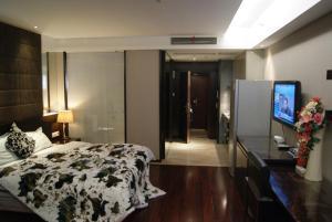 Nanjing Kaibin Apartment(Muma Branch), Apartmány  Nanjing - big - 19