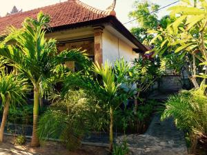 The Deny's Huts, Privatzimmer  Nusa Lembongan - big - 13
