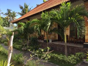 The Deny's Huts, Privatzimmer  Nusa Lembongan - big - 11