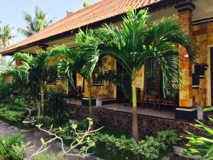 The Deny's Huts, Privatzimmer  Nusa Lembongan - big - 15
