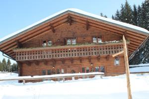 Alpin Park, Bed & Breakfast  Sappada - big - 17