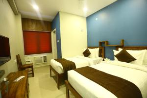 Yali Service Apartment, Apartmanok  Csennai - big - 8