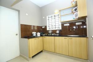 Yali Service Apartment, Apartmanok  Csennai - big - 6