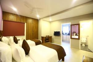 Yali Service Apartment, Apartmanok  Csennai - big - 3