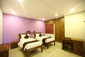 Yali Service Apartment, Apartmanok  Csennai - big - 2