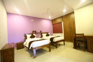 Yali Service Apartment, Apartmanok  Csennai - big - 1
