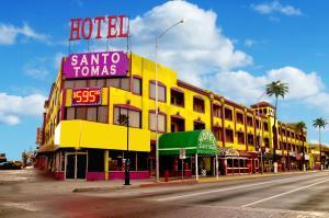 Hotel Santo Tomas, Hotely  Ensenada - big - 29