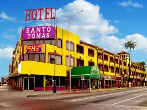 Hotel Santo Tomas, Hotely  Ensenada - big - 26
