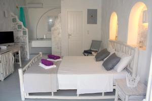 Kalimera Paros, Aparthotely  Santa Maria - big - 12