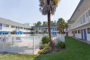 Motel 6 Davis - Sacramento Area, Hotely  Davis - big - 41