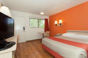 Motel 6 Davis - Sacramento Area, Hotely  Davis - big - 34