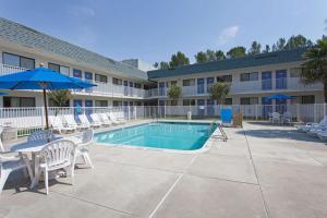 Motel 6 Davis - Sacramento Area, Hotely  Davis - big - 32