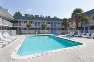 Motel 6 Davis - Sacramento Area, Hotely  Davis - big - 31