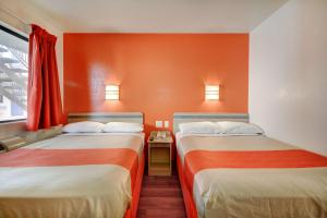 Motel 6 Hartford - Southington, Hotely  Southington - big - 38