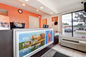 Motel 6 Hartford - Southington, Hotely  Southington - big - 55