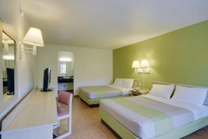 Motel 6 Houston-Baytown East, Hotels  Eldon - big - 51