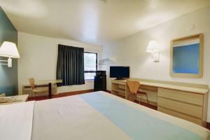 Motel 6 Newport Rhode Island, Отели  Ньюпорт - big - 44