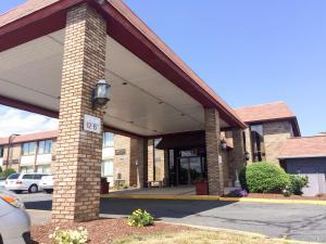 Motel 6 Vernon, Szállodák  Vernon - big - 21