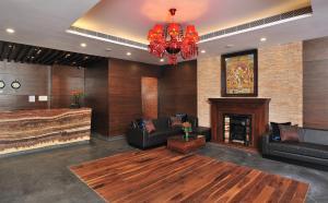 Marina- Shimla First Designer Boutique Hotel, Hotel  Shimla - big - 38