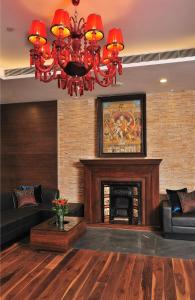 Marina- Shimla First Designer Boutique Hotel, Отели  Шимла - big - 19